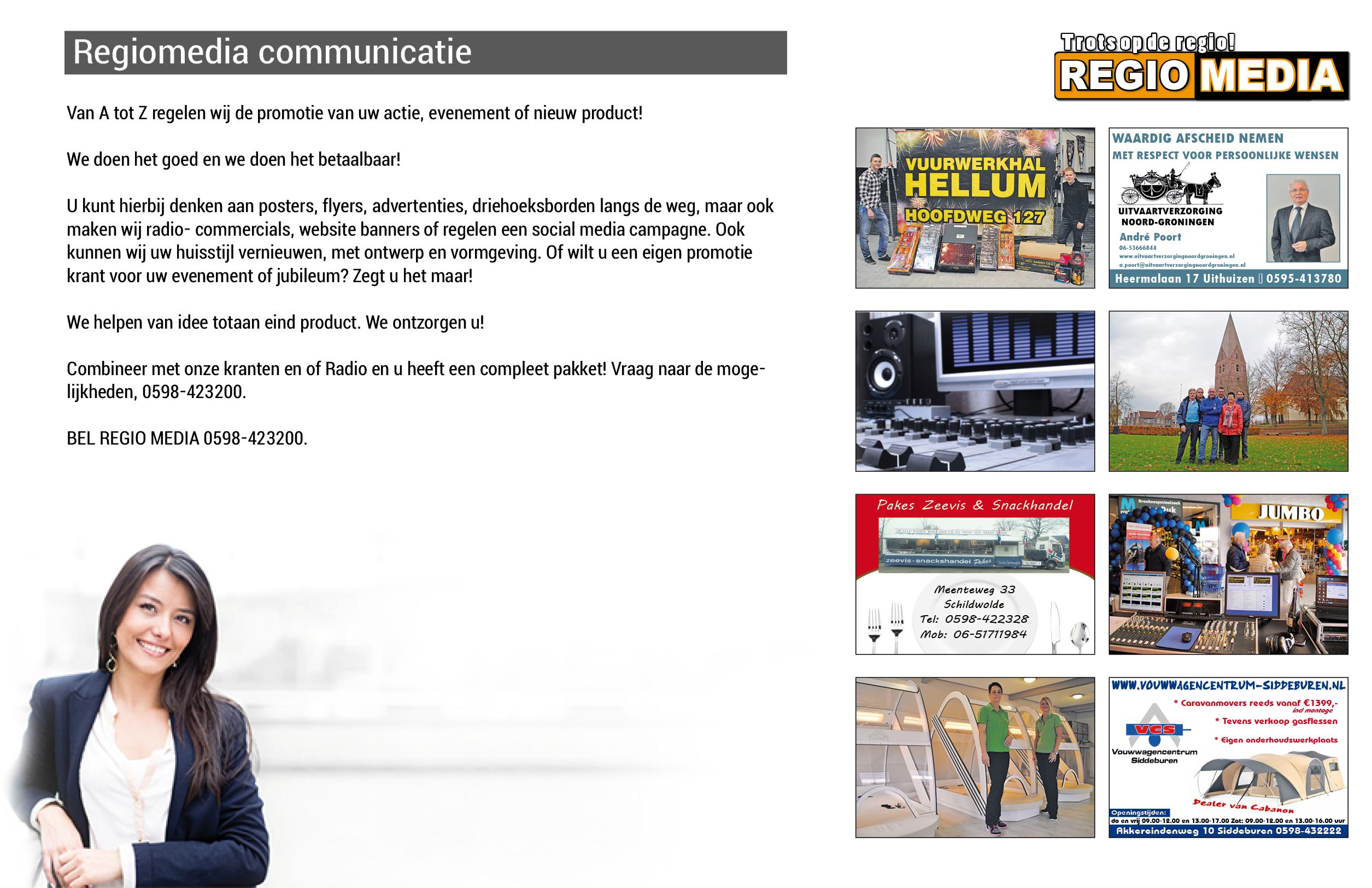 Regiomedia uitgeverij comminucatie site 2015